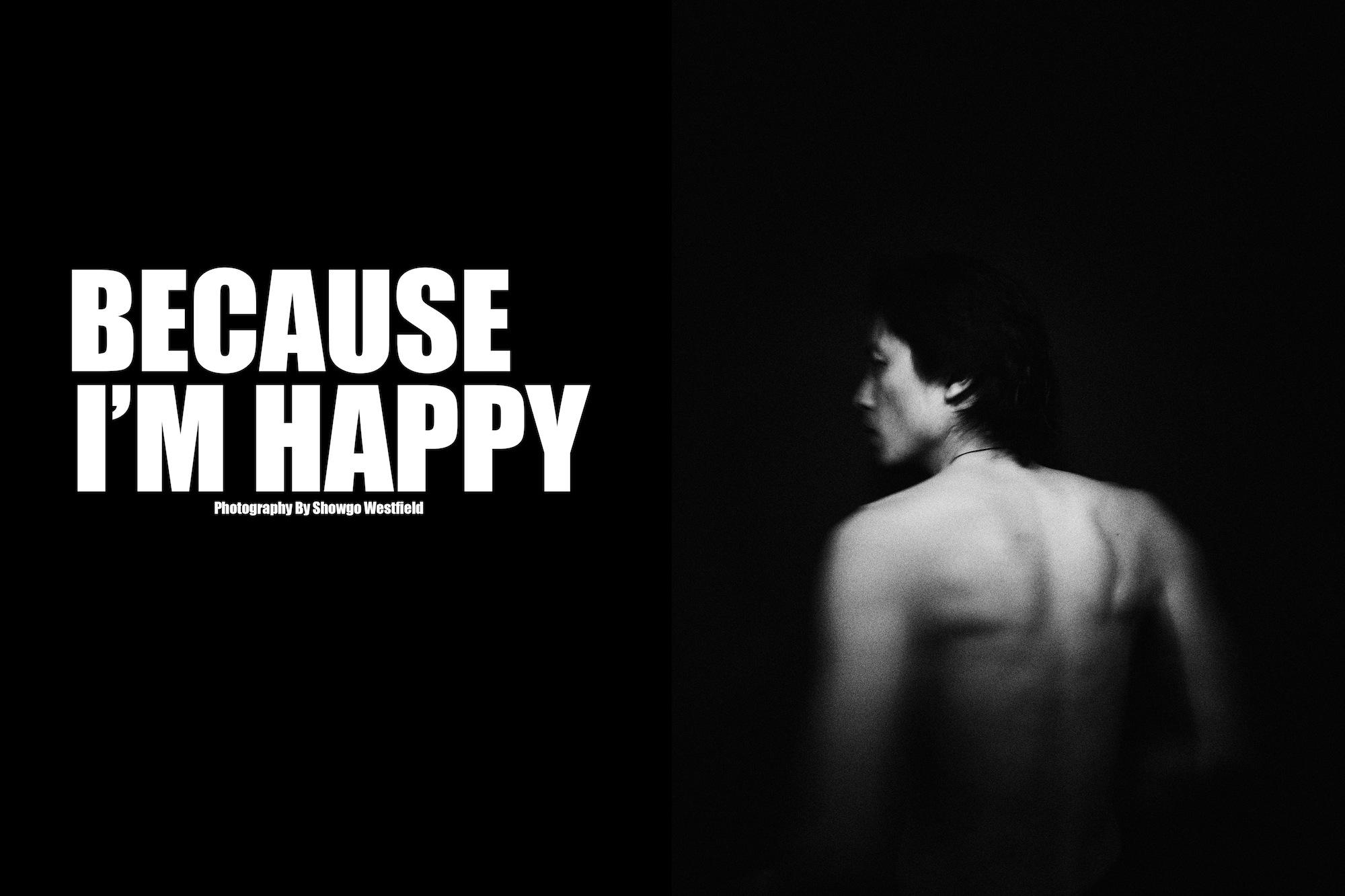 because i am happy