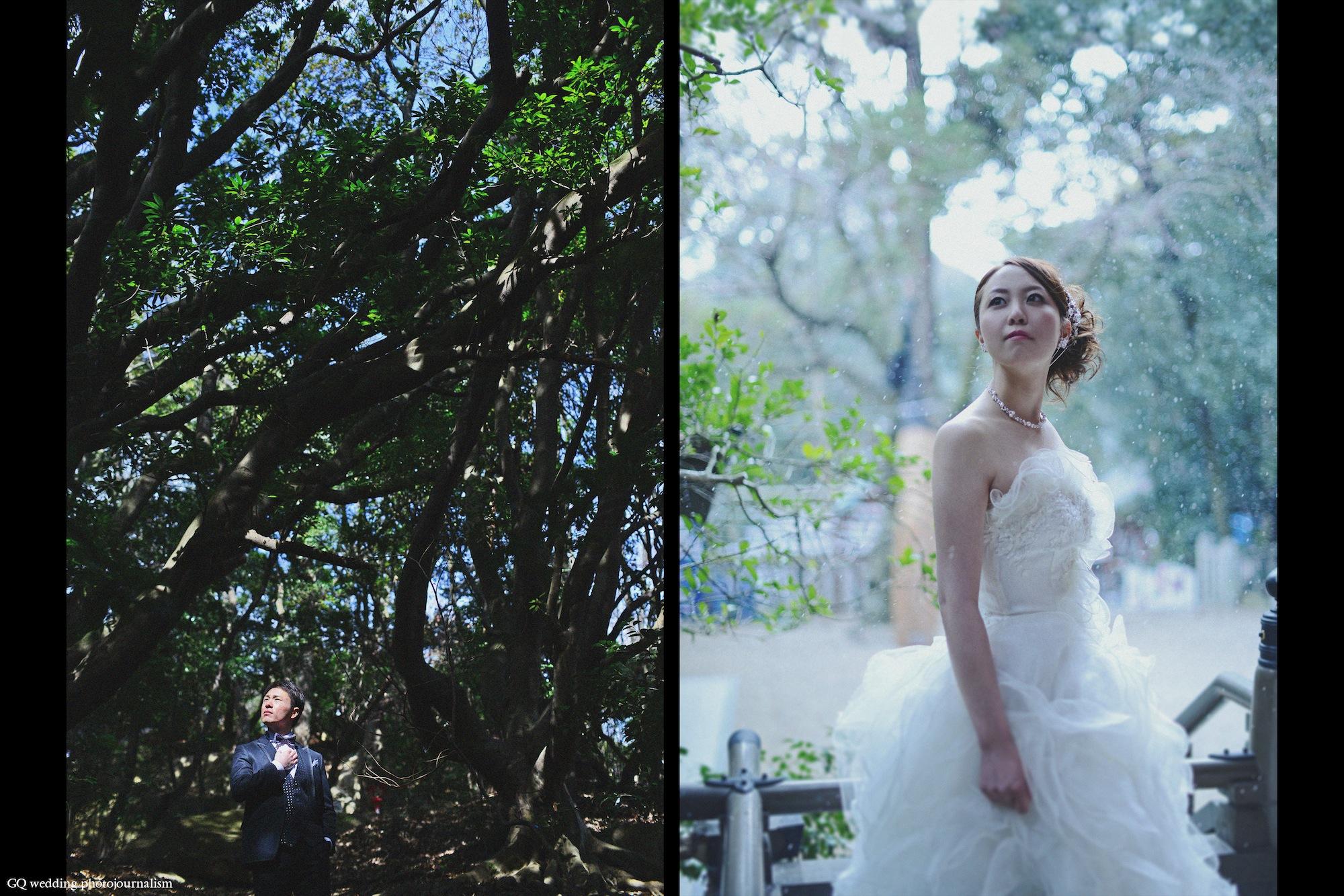 結婚式前撮り02