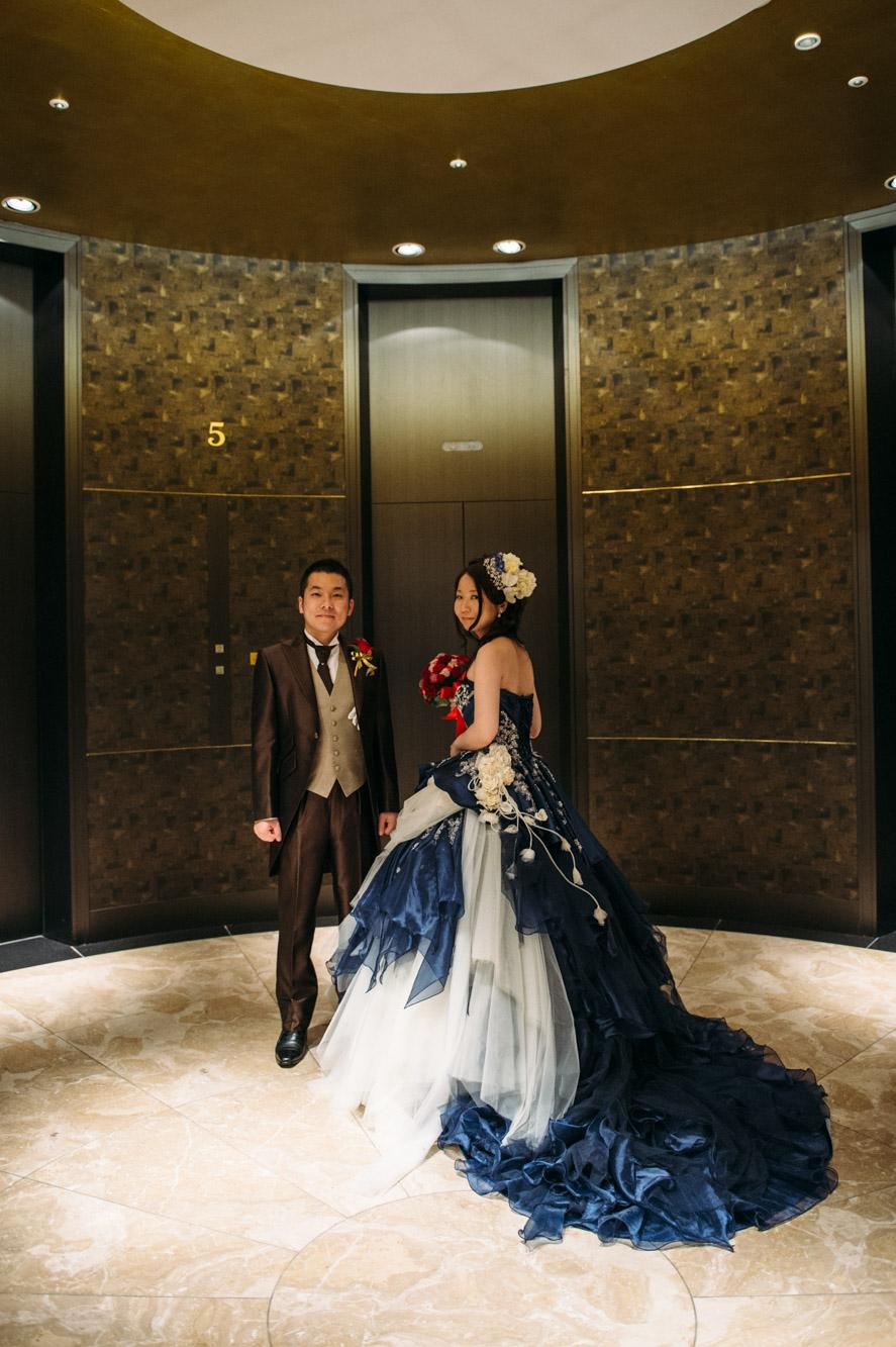 hilton wedding118