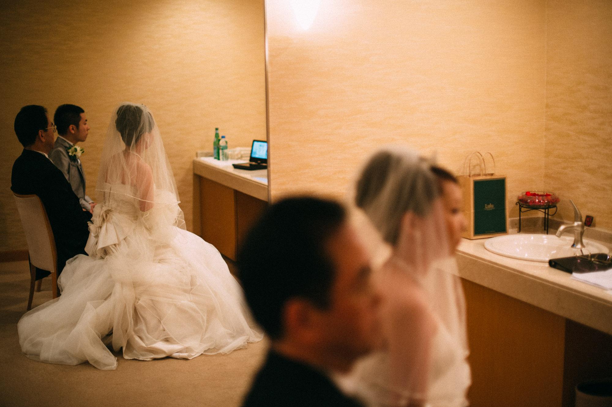 hilton wedding13