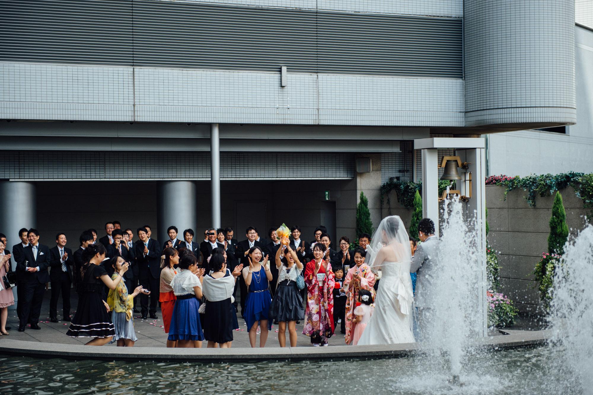 hilton wedding49