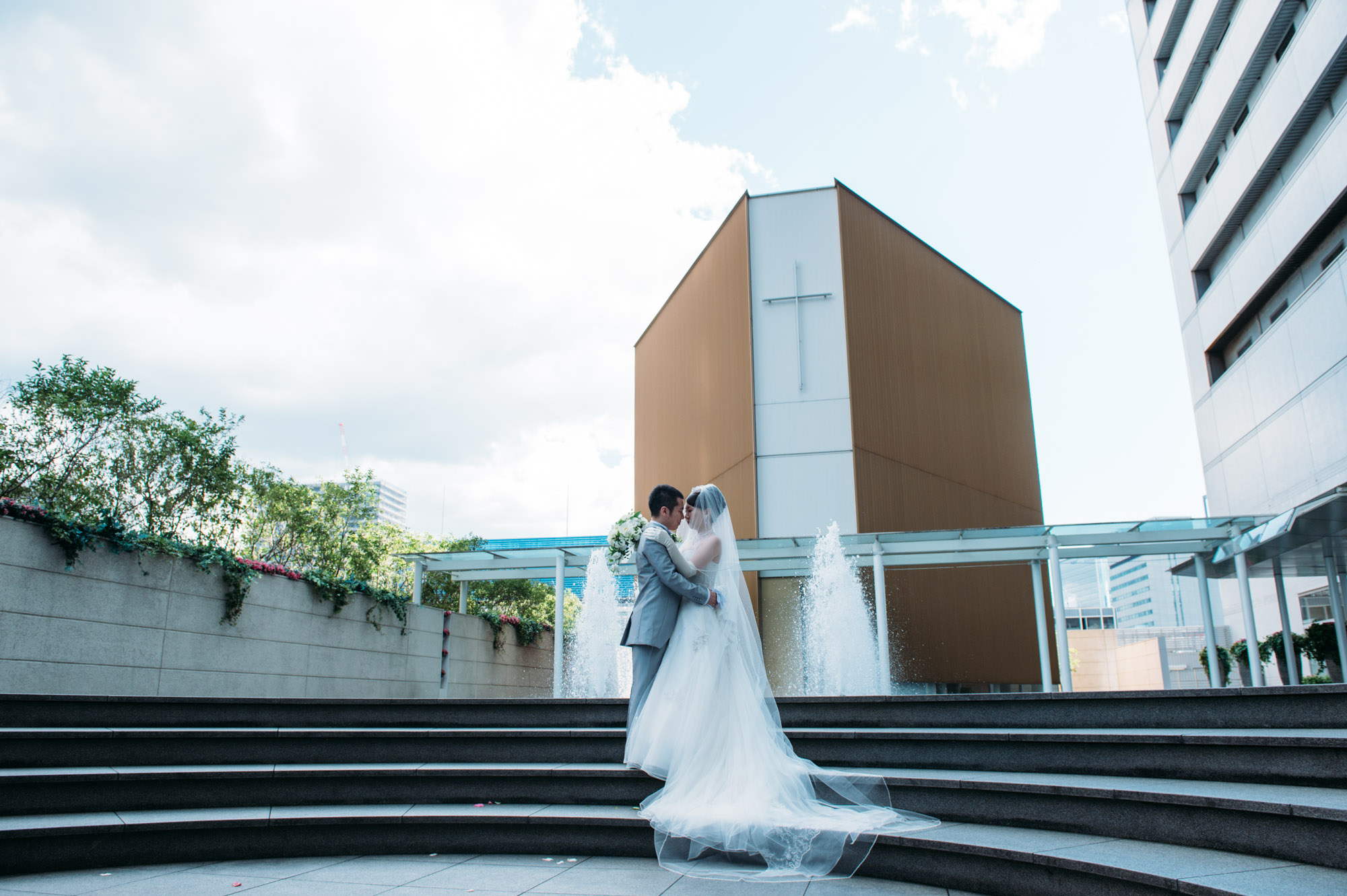 hilton wedding56