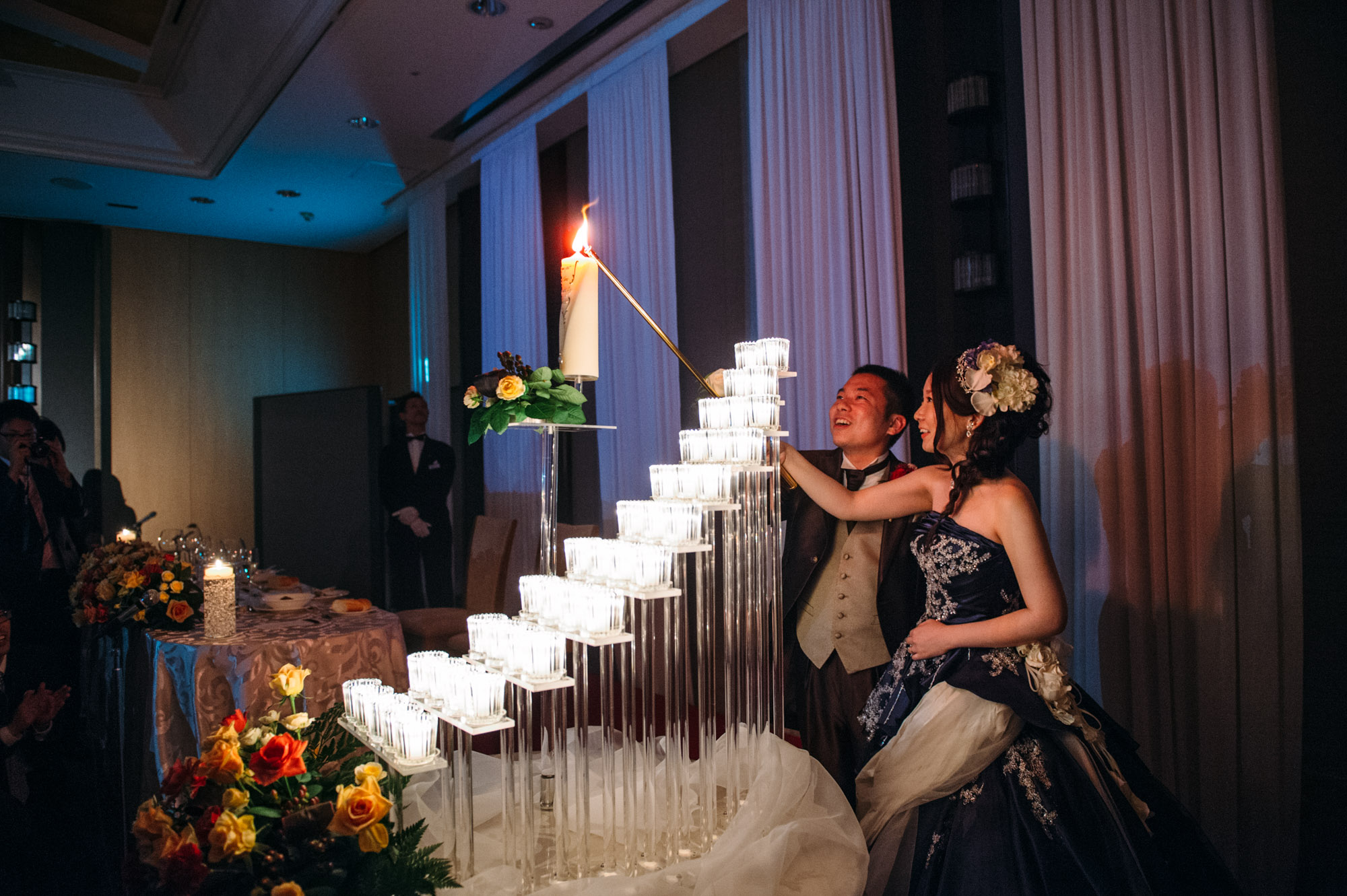 hilton wedding90