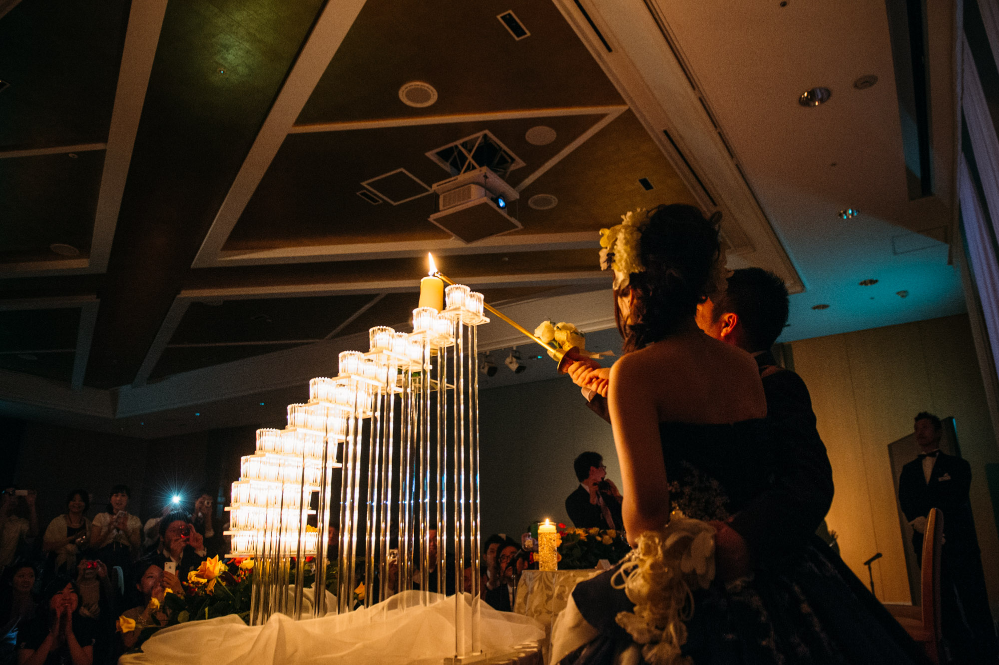 hilton wedding91