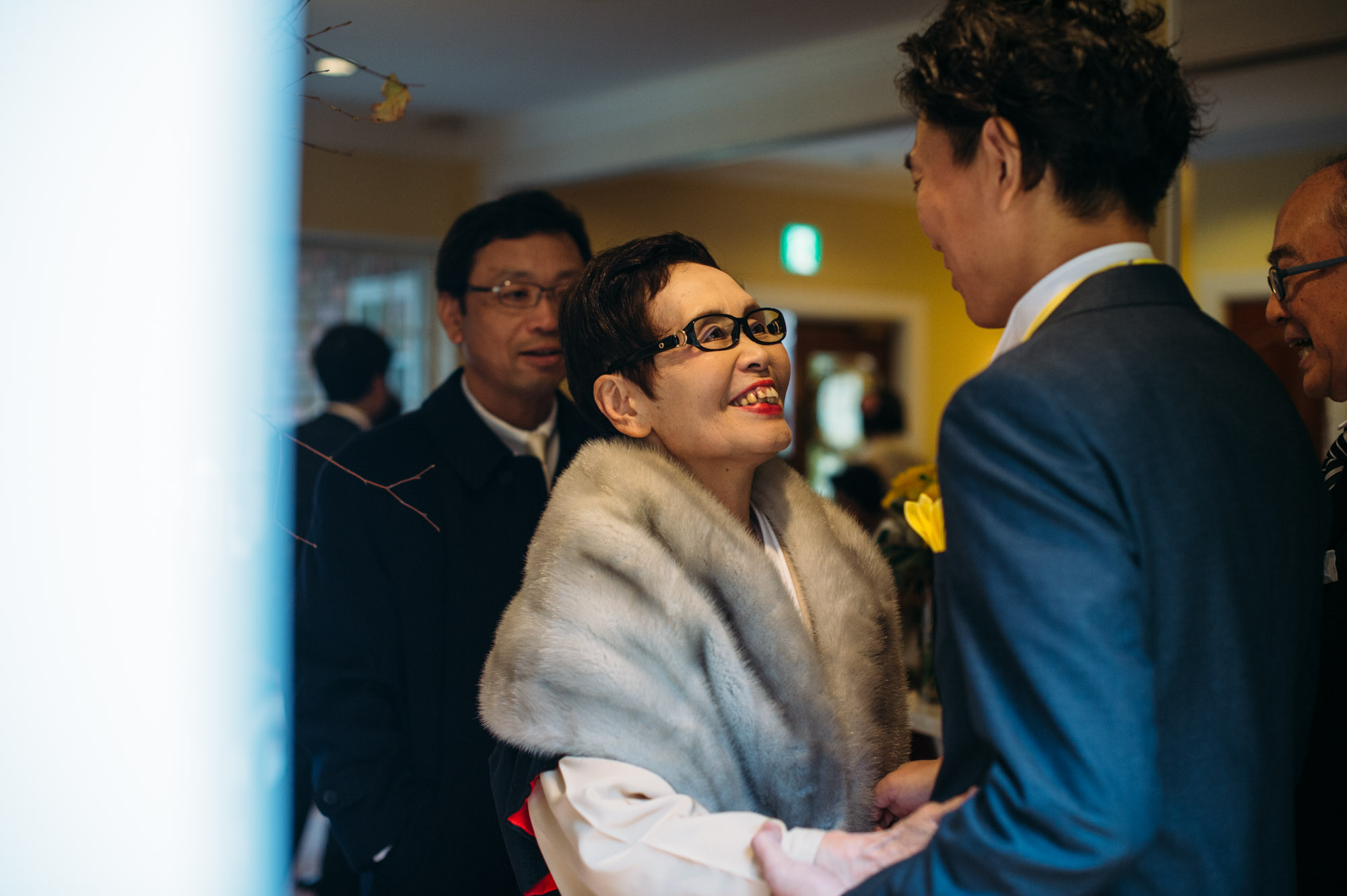 軽井沢結婚式57