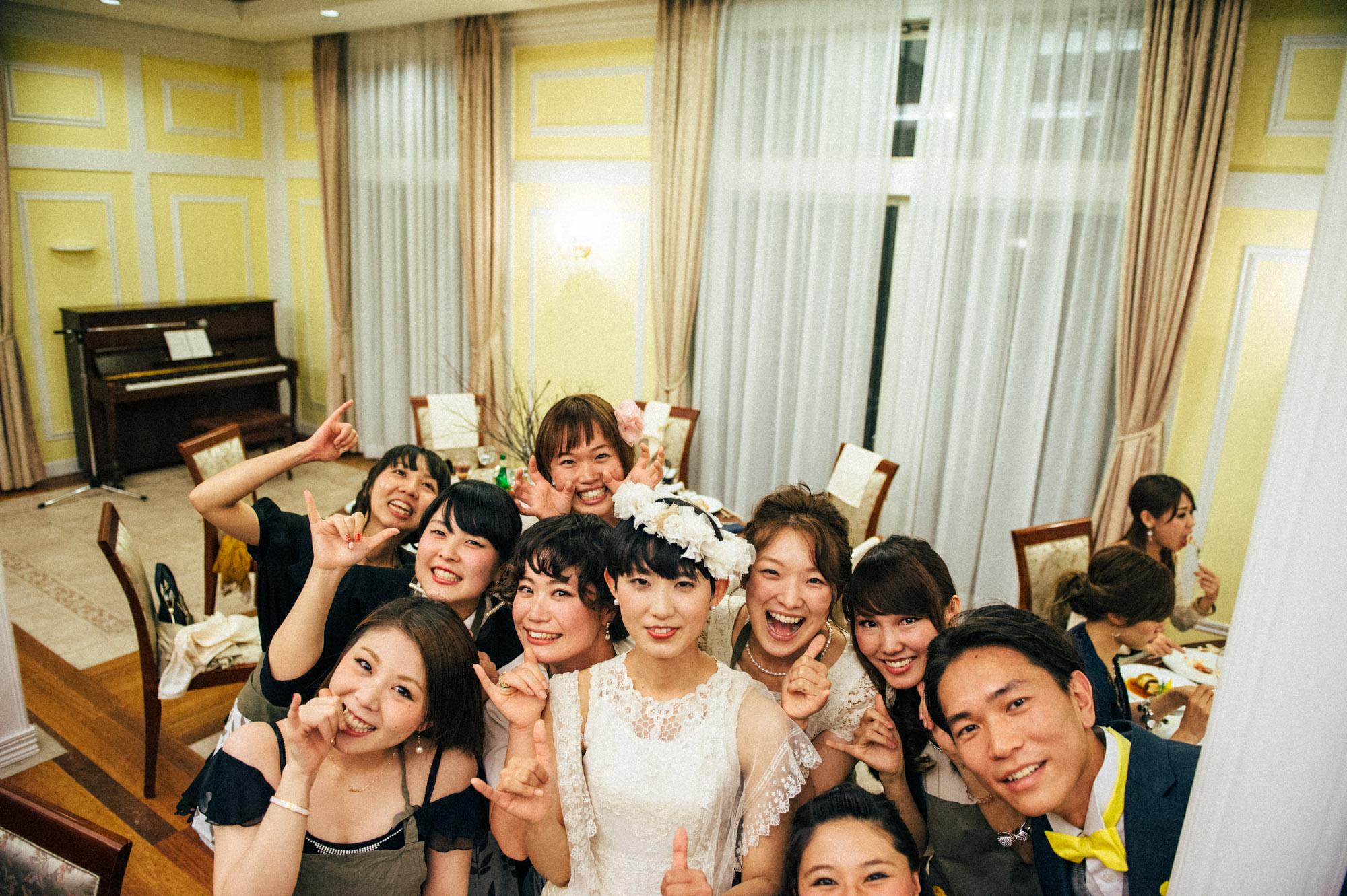 軽井沢結婚式239