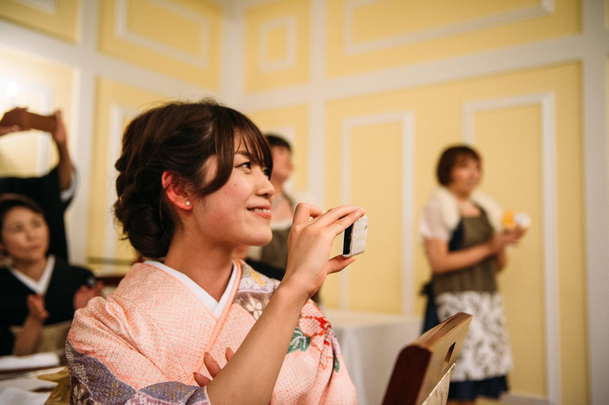 軽井沢結婚式230