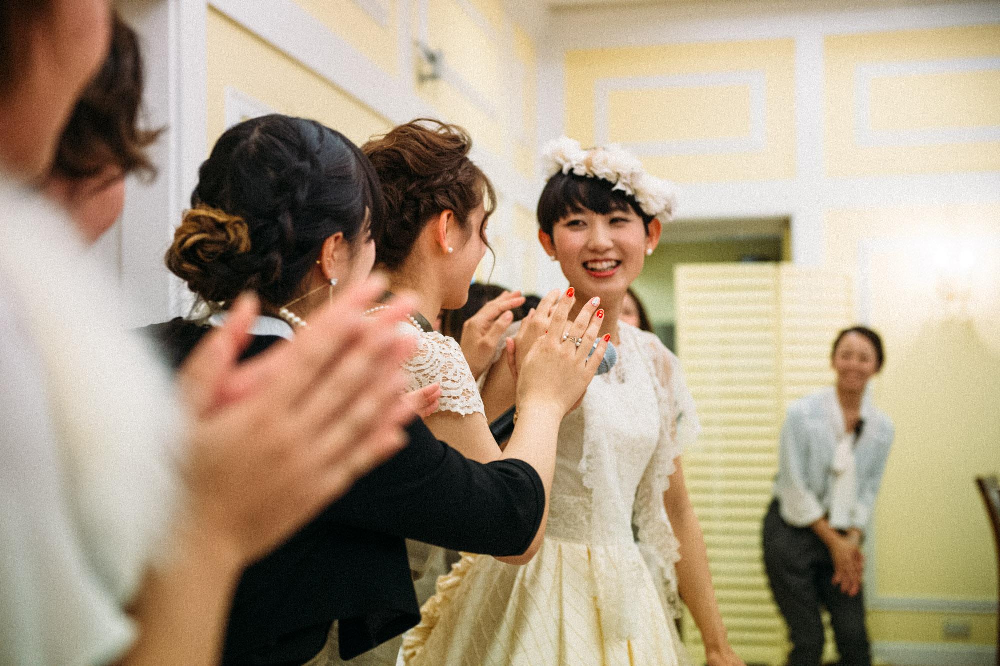 軽井沢結婚式236
