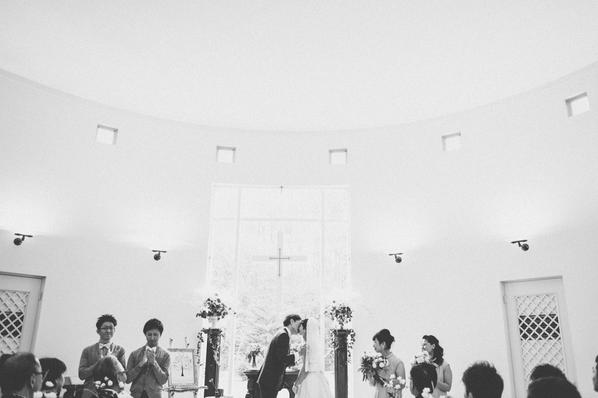 軽井沢結婚式118