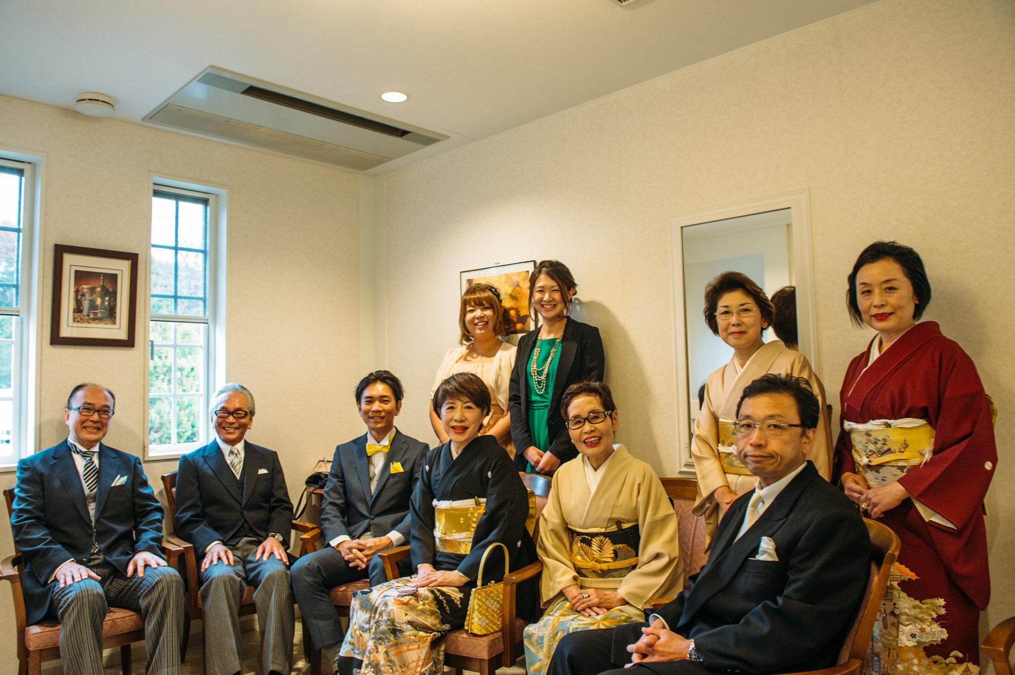 軽井沢結婚式58