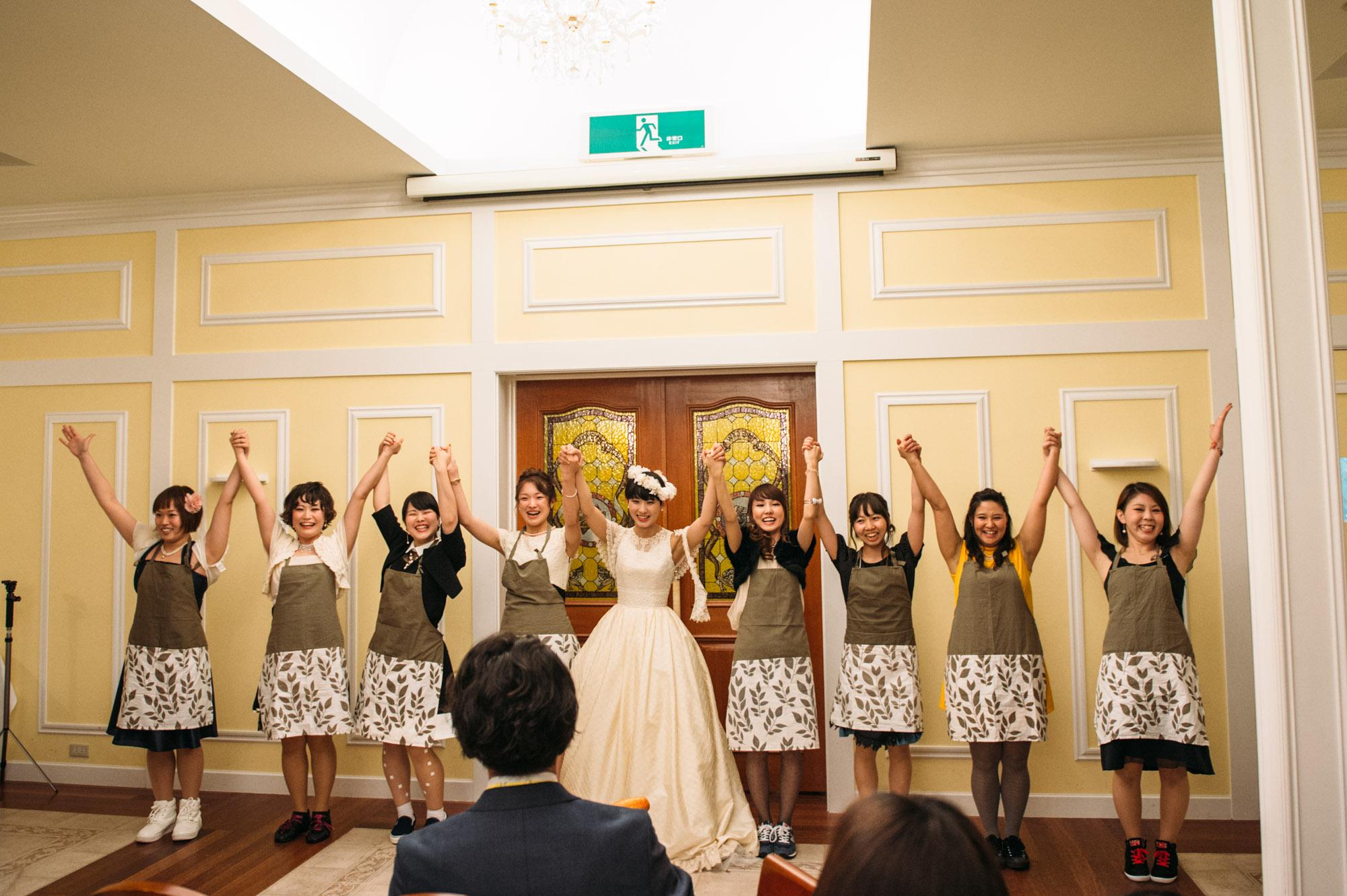 軽井沢結婚式234