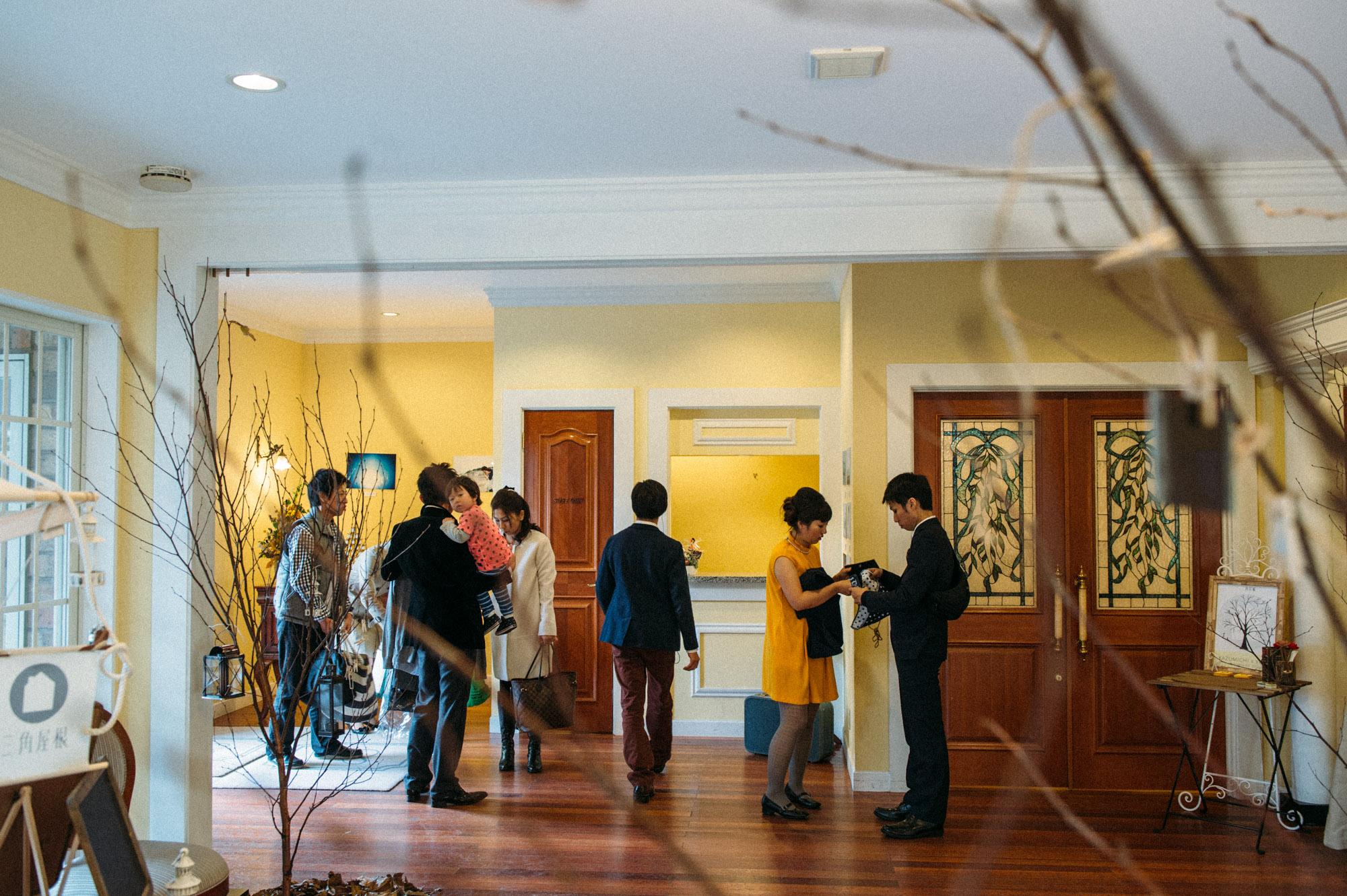 軽井沢結婚式47