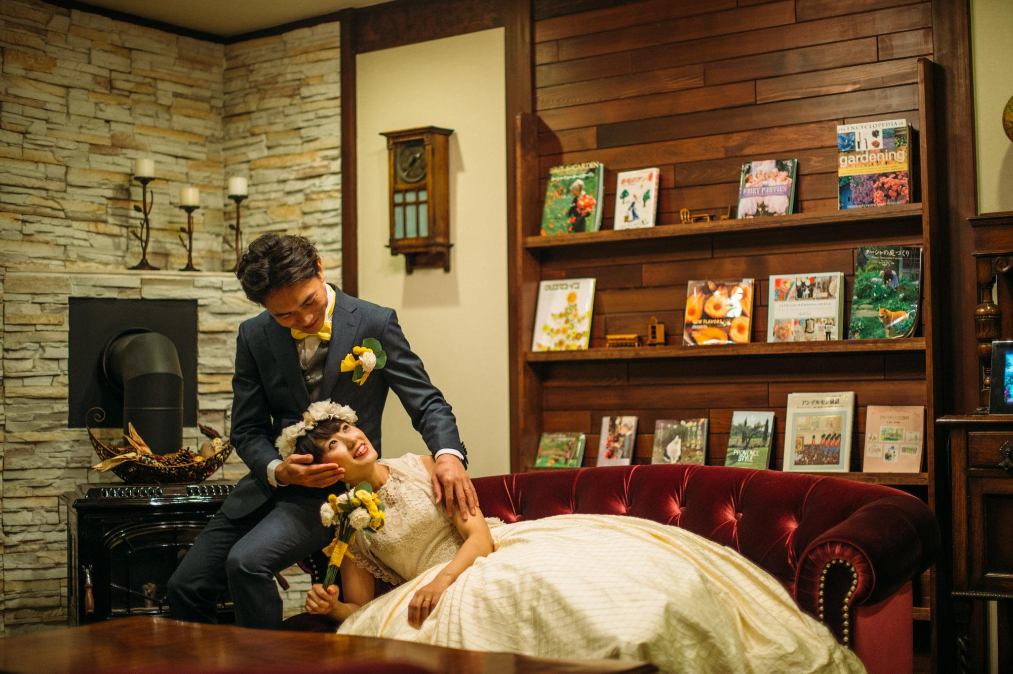軽井沢結婚式285