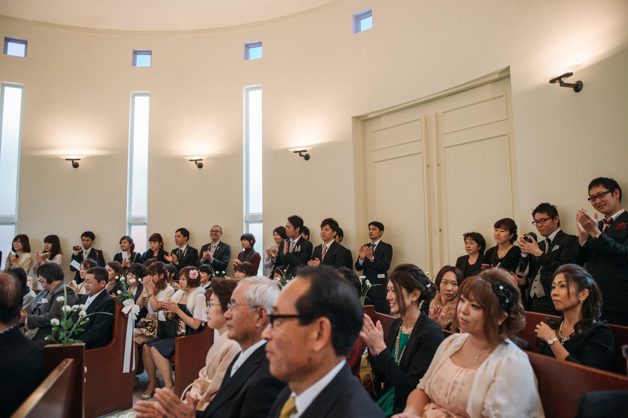 軽井沢結婚式115