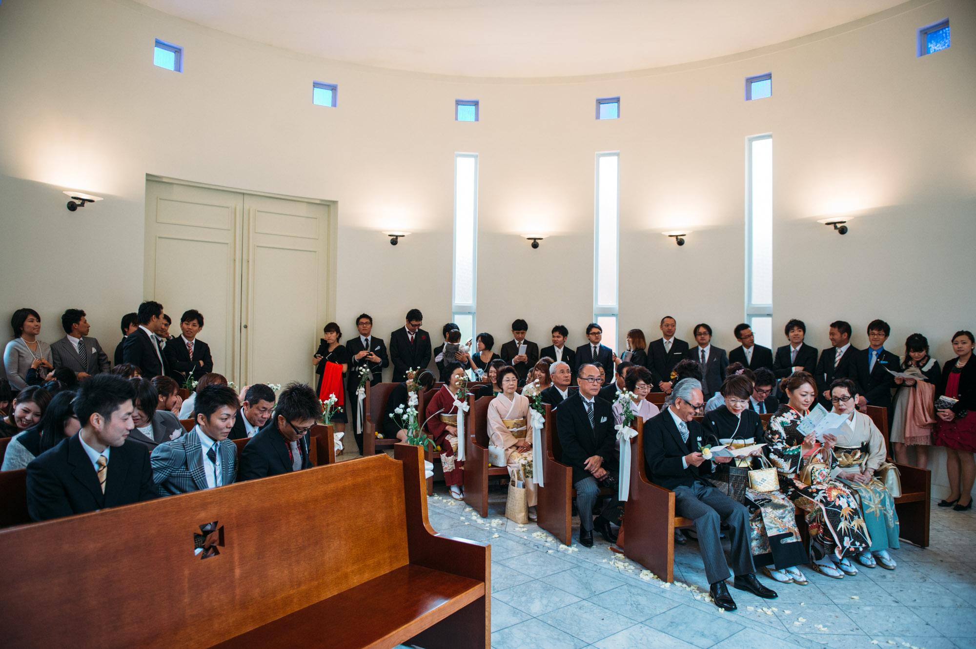 軽井沢結婚式90