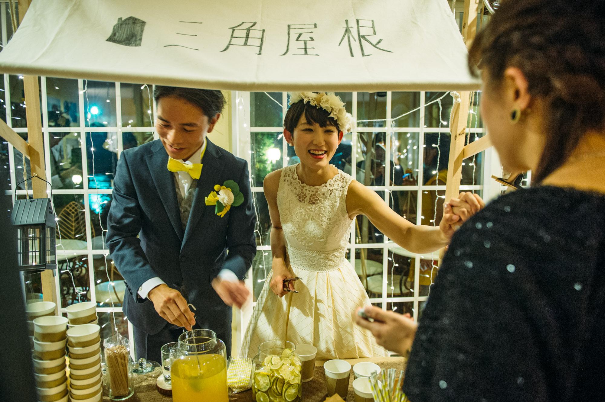 軽井沢結婚式245