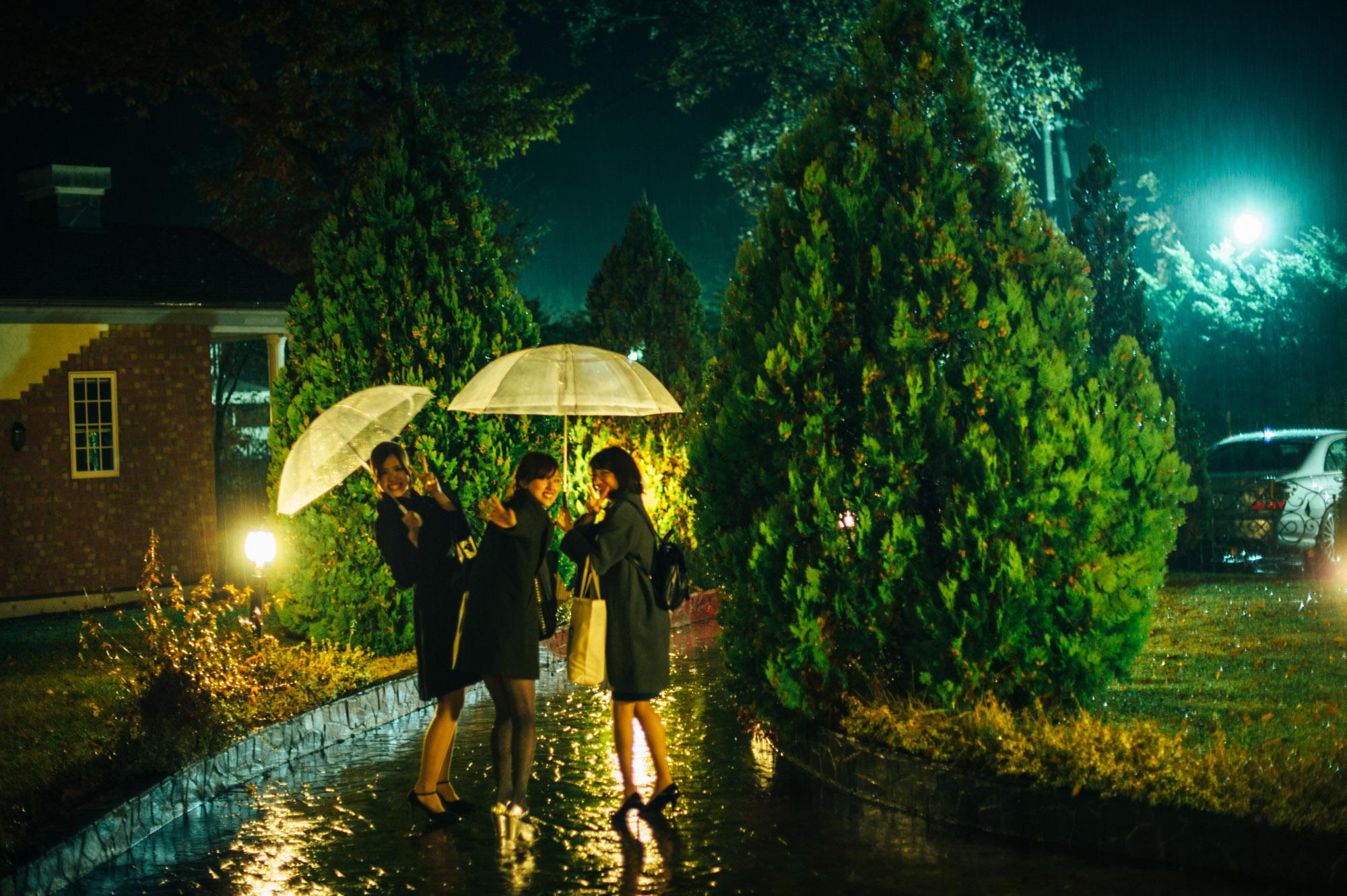軽井沢結婚式279
