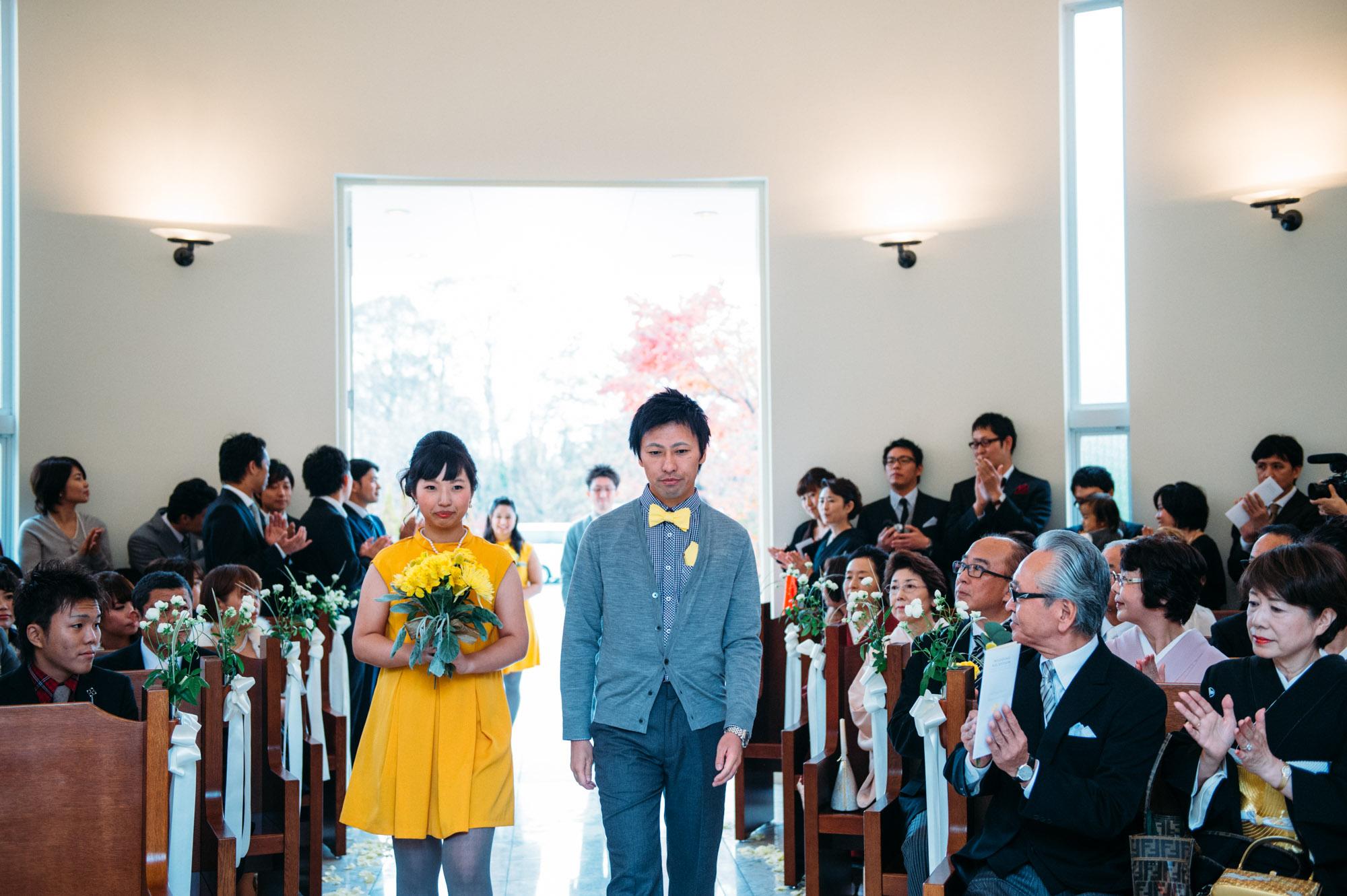 軽井沢結婚式93