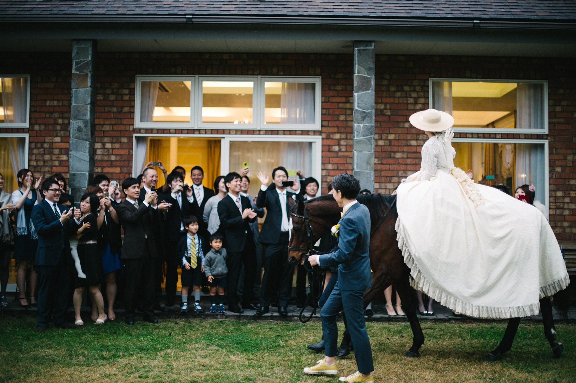 軽井沢結婚式151