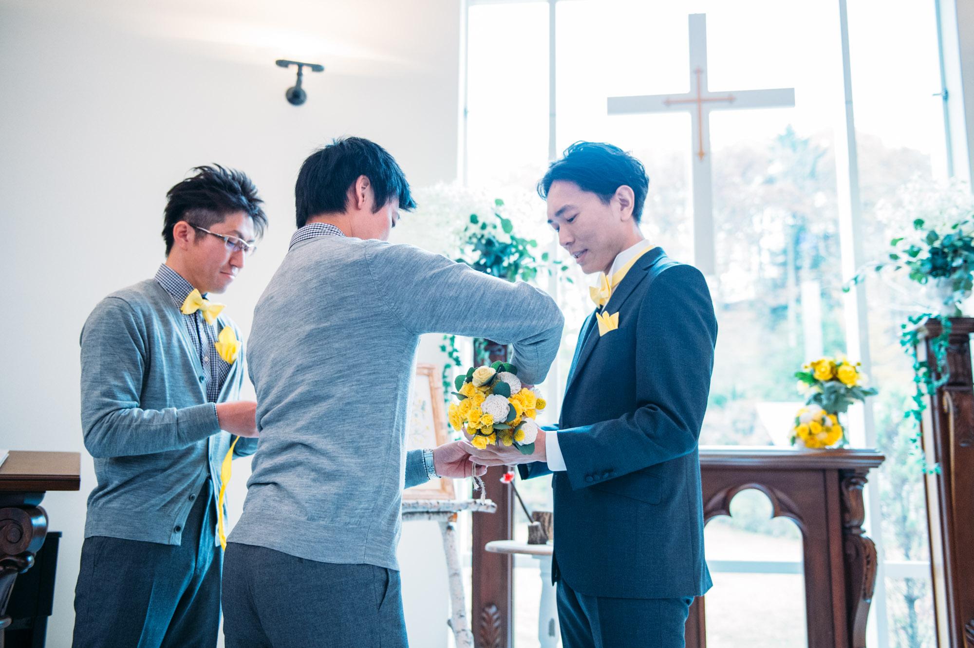軽井沢結婚式96