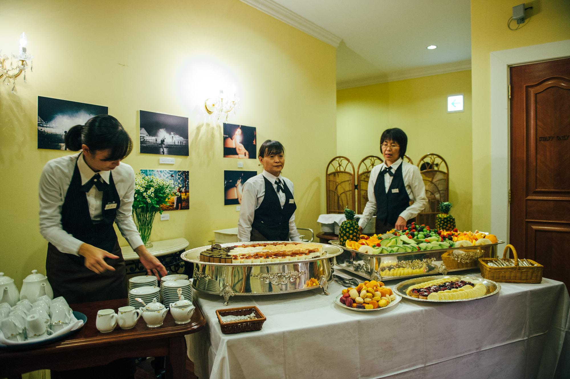 軽井沢結婚式243