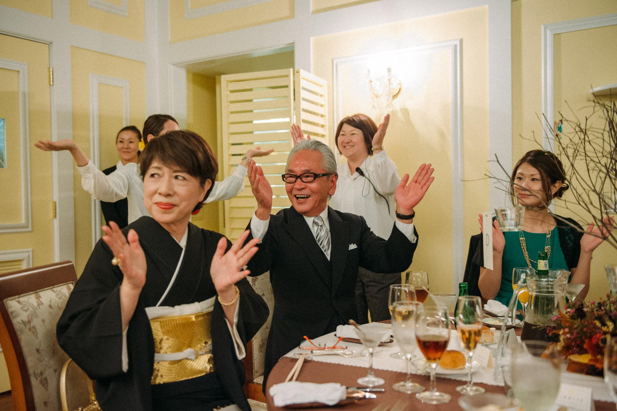 軽井沢結婚式225