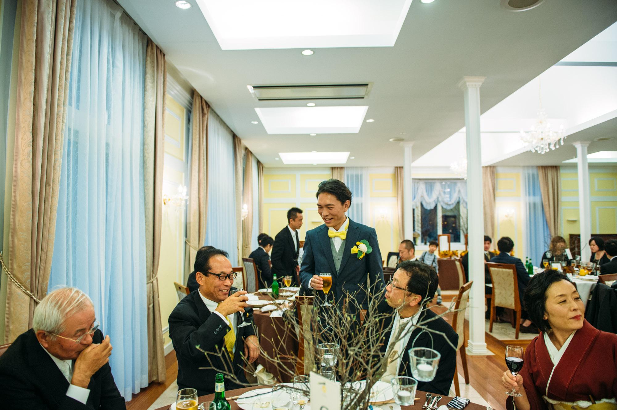 軽井沢結婚式204