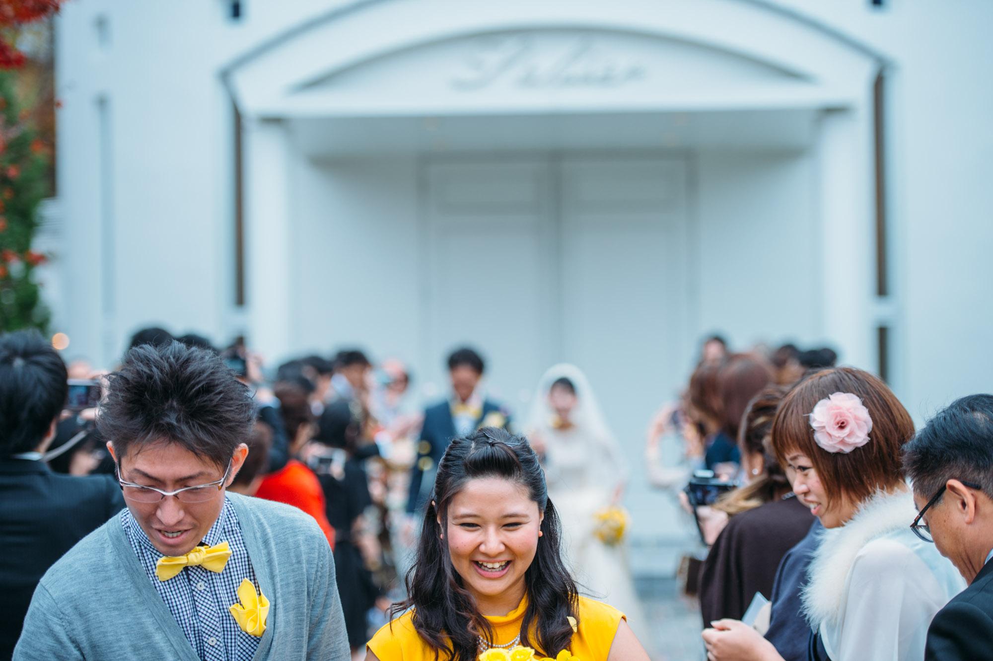 軽井沢結婚式130