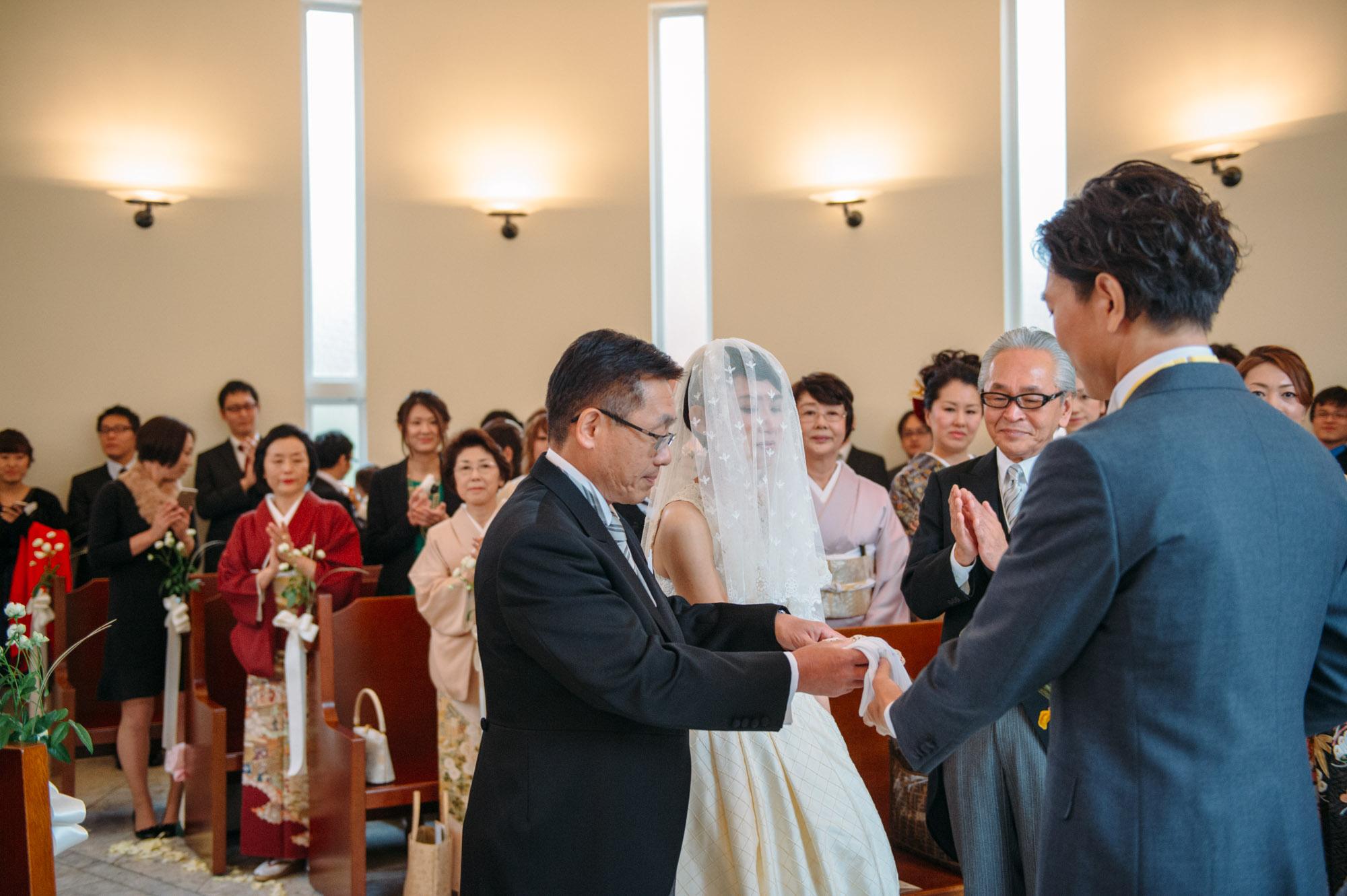 軽井沢結婚式103