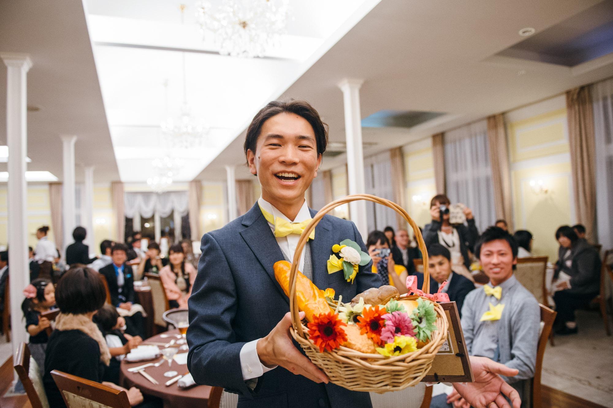 軽井沢結婚式235