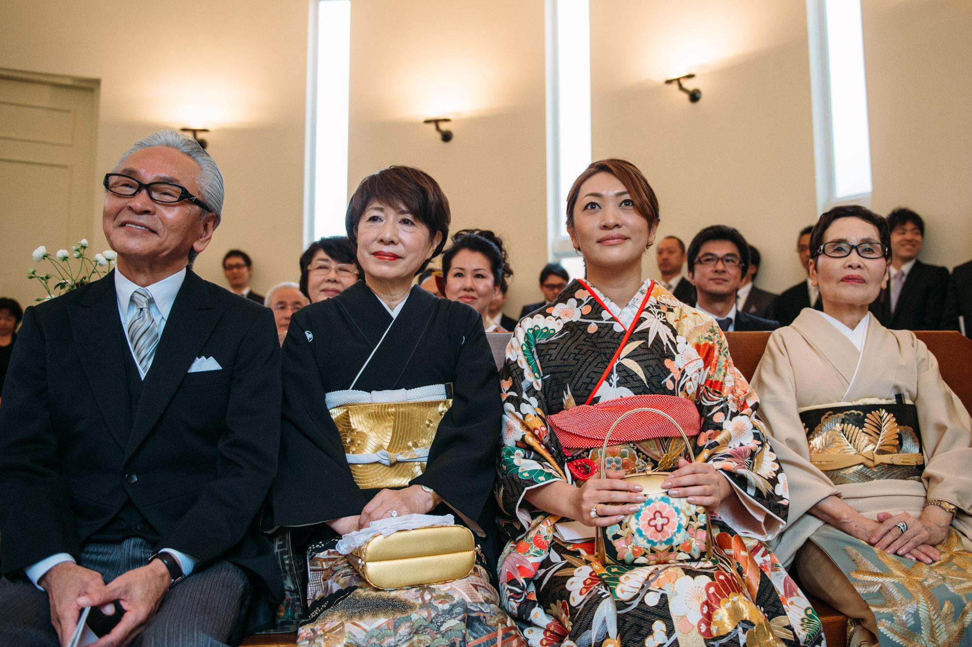軽井沢結婚式117