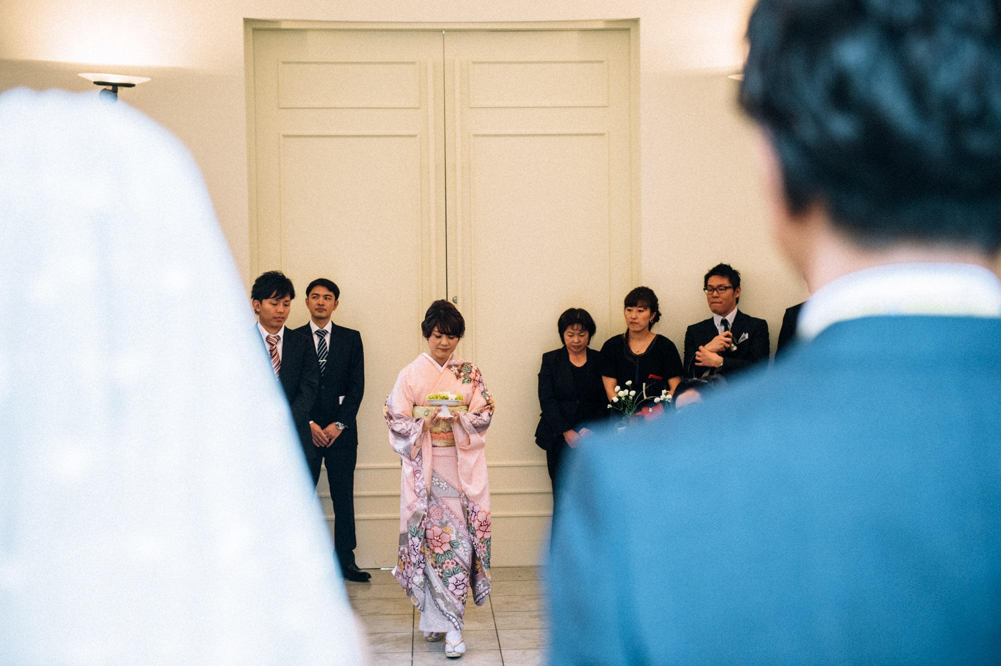 軽井沢結婚式119