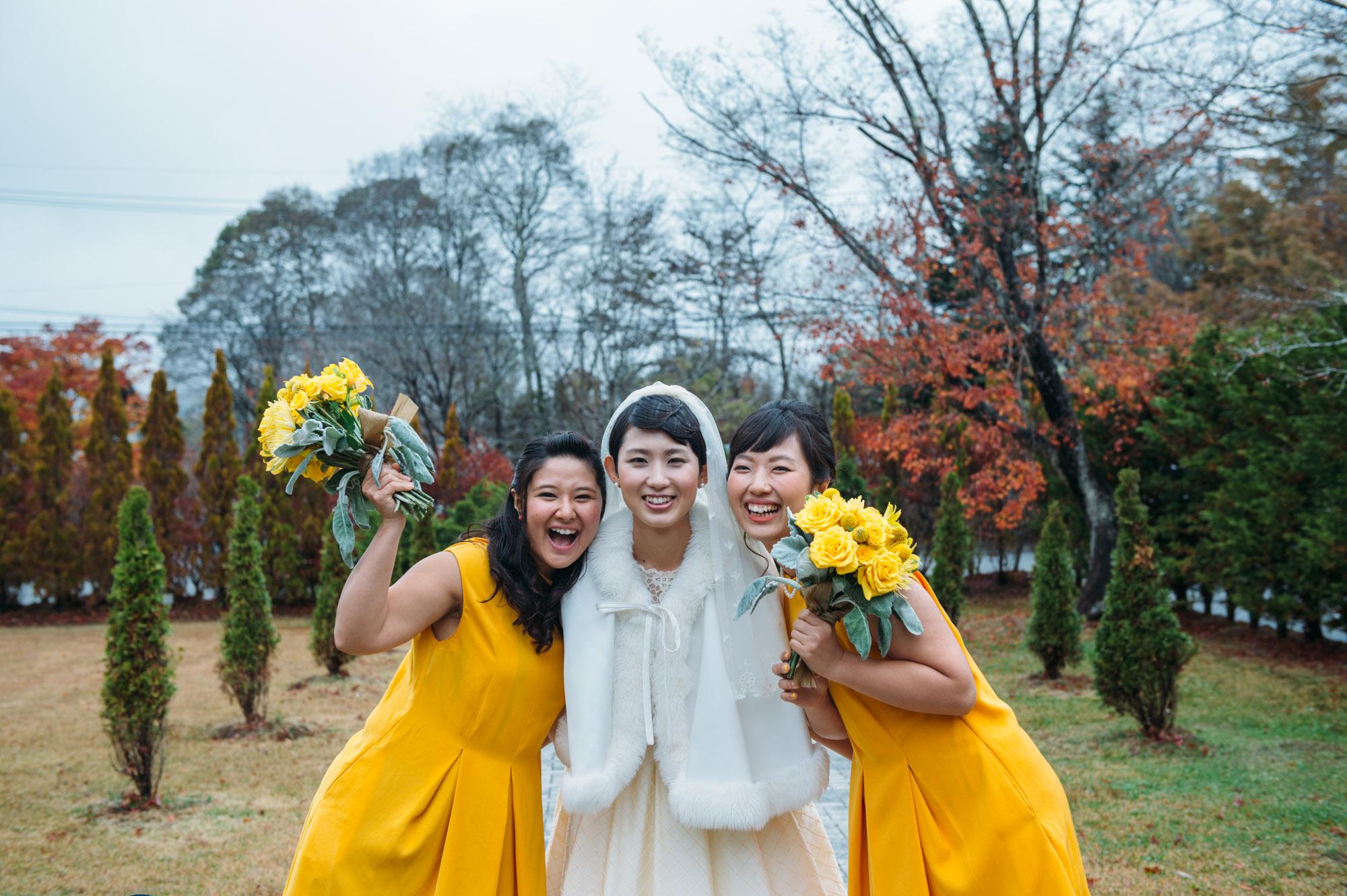 軽井沢結婚式133