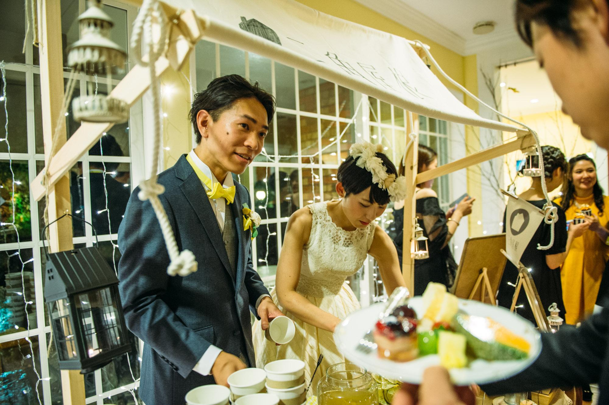 軽井沢結婚式244